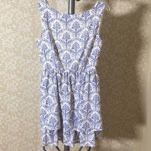 modcloth little miss porcelain dress